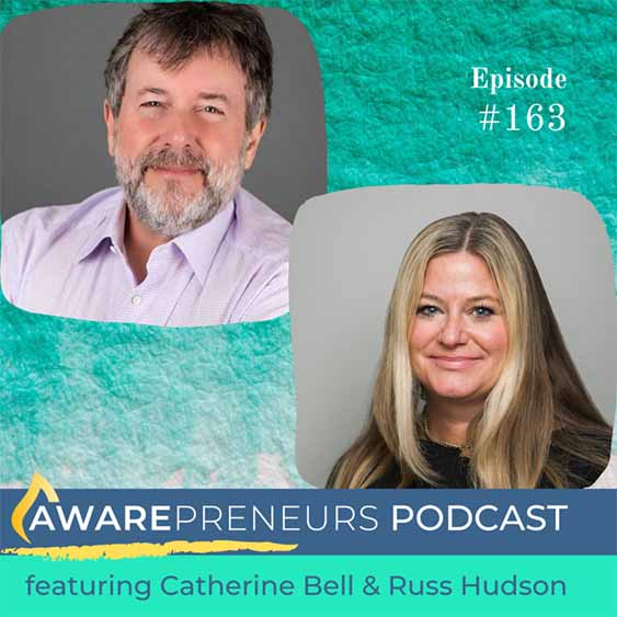Power of the Opposite with Russ Hudson & Catherine Bell