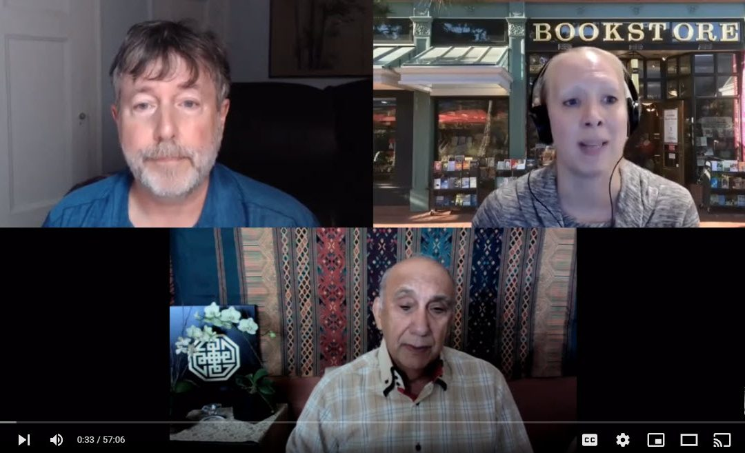 """A.H. Almaas — """"Keys to the Enneagram,"""" with Russ Hudson"""